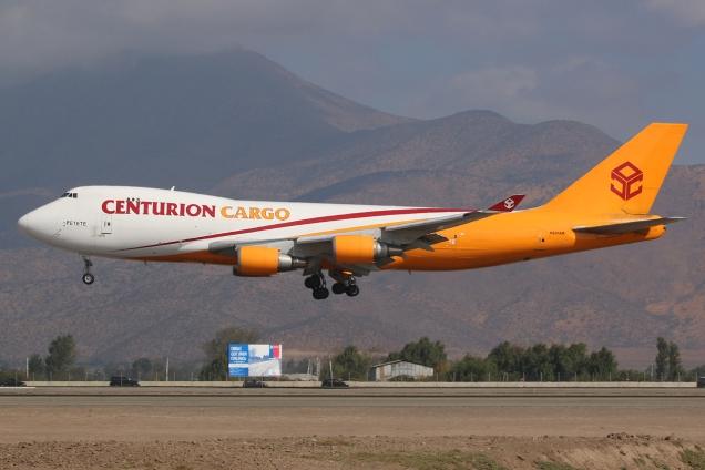 B767-200 - Aeromexico - XA-OAM - Santiago de Chile SCL/SCEL 07.04.2014 Photo copyright Gilles Brion