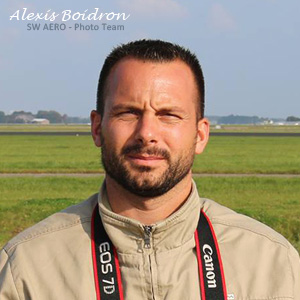Alexis Boidron - Official SW Aero photo team member