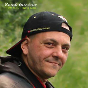 Remo Garone - Official SW Aero photo team member